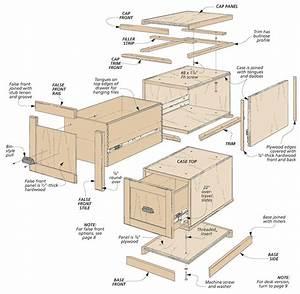 Modular File Cabinets