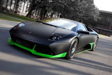 Green And Black Lamborghini 19 Cool Hd Wallpaper