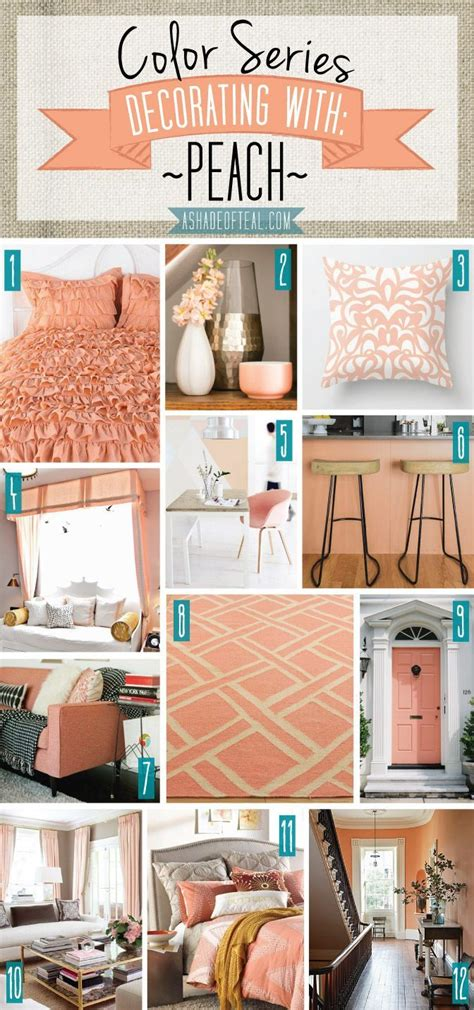coral color decor 25 best ideas about colored rooms on