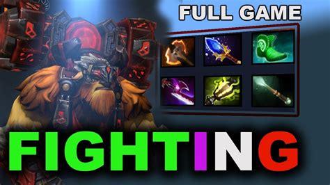 fighting 1 earthshaker dota 2 gameplay part 01 youtube
