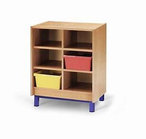 Meuble à Cases : id ccube de rangement 3 cases orange clik ~ Teatrodelosmanantiales.com Idées de Décoration