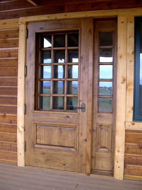 rustic entry doors   quotes today
