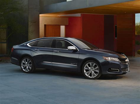 Chevrolet Impala 2016 Review by 2016 Chevrolet Impala Price Photos Reviews Features