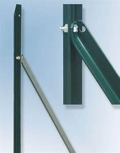 Piquet De Cloture Fer : piquet plastifi sur grenaille 2m50 ~ Dailycaller-alerts.com Idées de Décoration