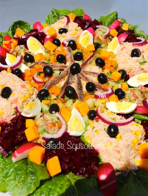 cuisine marocaine salade recette de salade cuisine marocaine