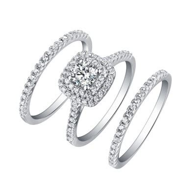 wedding ring sets cheap bridal ring sets on sale