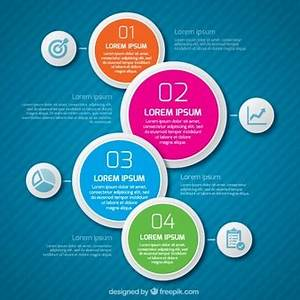 Circle Infographic Vectors, Photos and PSD files   Free ...