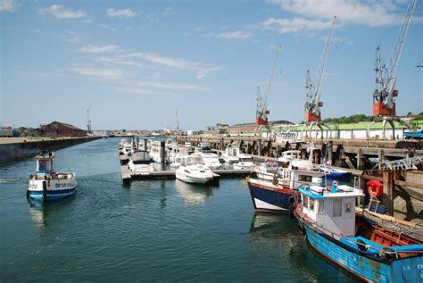 le port de le port de plaisance port de dieppe