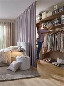 Dressing Autour Du Lit : 15 id es de dressings pour un petit appartement ~ Premium-room.com Idées de Décoration