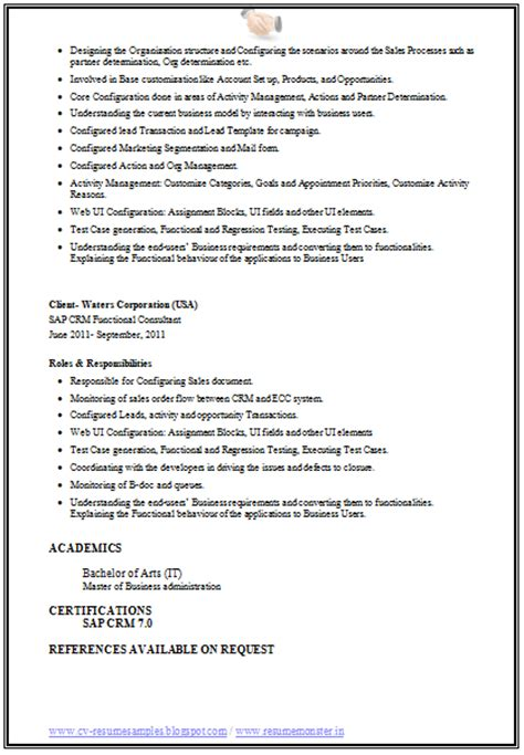 bachelor of arts resume template resume format for freshers bachelor of arts bestsellerbookdb