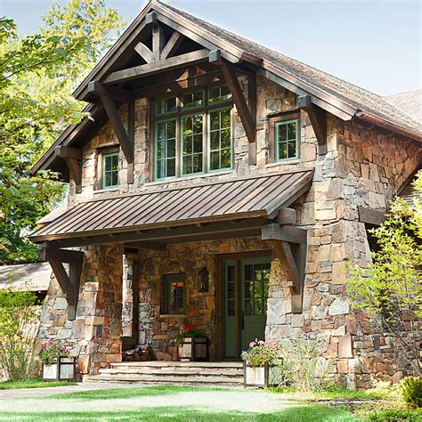 Lakeside Home In Quiet Colors  Traditional Home