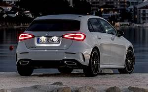 2018 Mercedes-Benz A-Class AMG Line - Wallpapers and HD