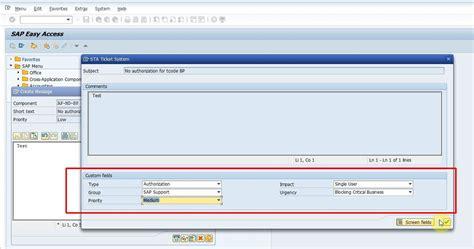 solution manager service desk enhancement for sap solution manager service desk