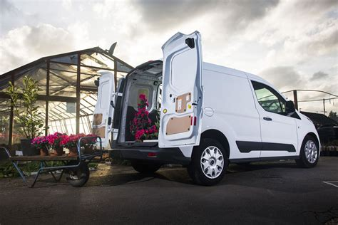 ford transit connect van dimensions   capacity