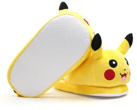 pikachu slippers pokemon slippers anime slippers
