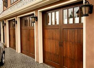 our french inspired home european style garages and With barn type garage doors