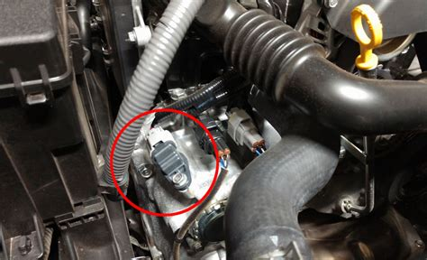 replace  crank  camshaft position sensors