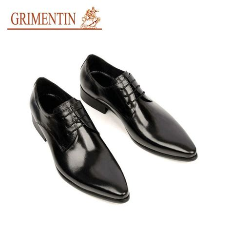 grimentin fashion italian designer formal mens dress shoes