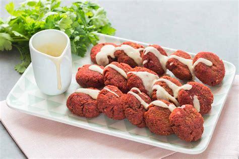 recette de cuisine beetroot falafels cuisine addict cuisine addict