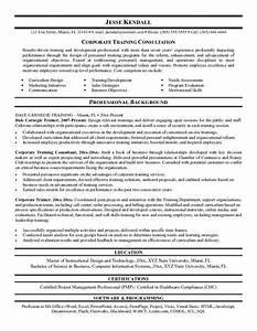 training consultant resume sample training consultant With resume consultant dc