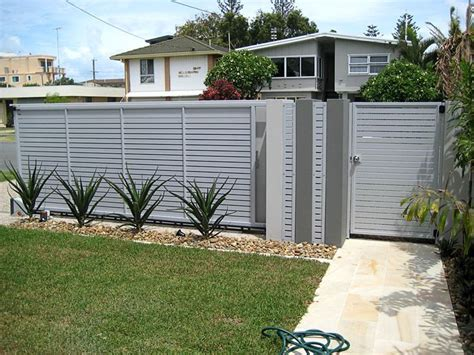 aluminium driveway entrance gates sunshine coast brisbane