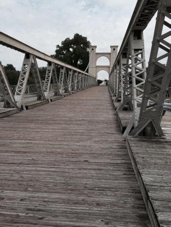 waco points of interest waco suspension bridge