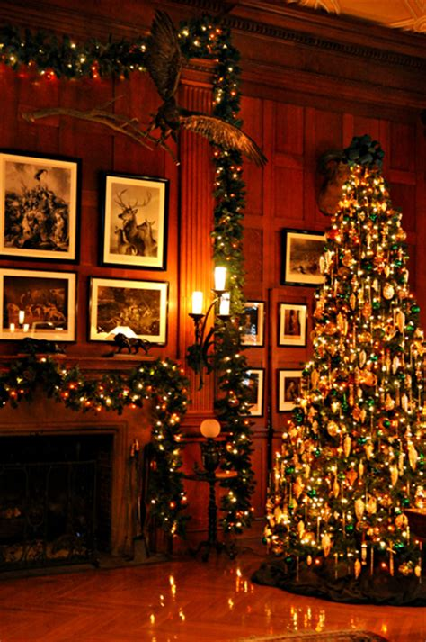 christmas decorating ideas  biltmore   holiday