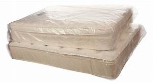 Plastic wrap for mattress storage best storage design 2017 for Plastic furniture covers for storage
