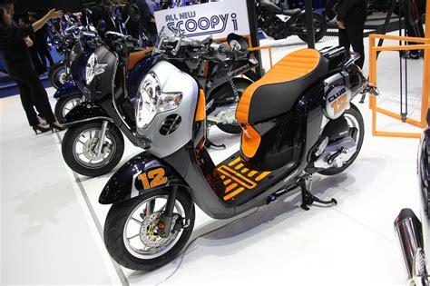 Modifikasi Honda Scoopy 2018 by 85 Modifikasi All New Scoopy 2017 Kumpulan Modifikasi