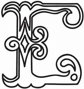 8 Best Images of Pretty Letter E - Beautiful Letter E ...