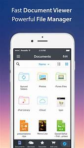 documents 5 file manager pdf reader and browser app With documents 6 app store