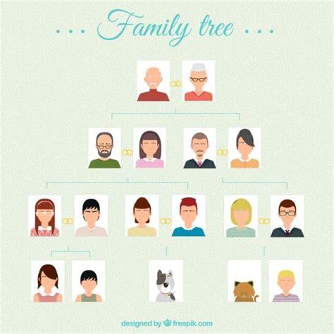 family tree   family tree family vector