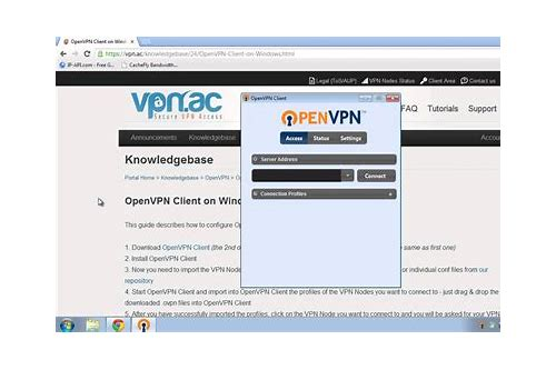 openvpn client download for windows 7