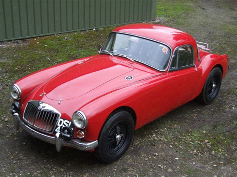 Rally Car For Sale Ebay by Ebay 1960 Mg Mga Coupe Historic Rally Car Uk Classic