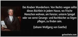 Pflegen Und Wohnen Horn : des knaben wunderhorn von rechts wegen sollte dieses b chlein ~ Orissabook.com Haus und Dekorationen