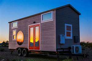 Tiny House Mobil : tiny dream home on wheels with two sleeping lofts idesignarch interior design architecture ~ Orissabook.com Haus und Dekorationen