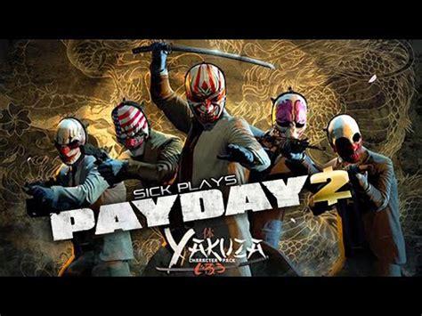 payday  dlc yakuza character pack jiro  playable