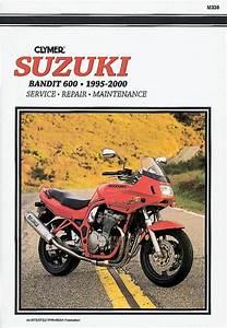 Suzuki Bandit 600 Motorcycle  1995