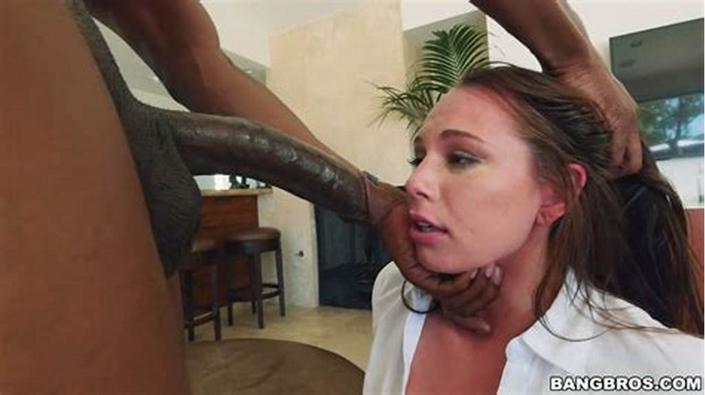 #White #Hoe #Aidra #Fox #Can'T #Stop #Cumming #On #A #Giant #Black #Dick
