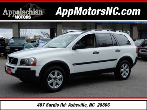Volvo Asheville by 2005 Volvo Xc90 2 5t For Sale In Asheville