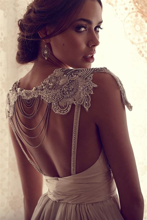 20 Wedding Dresses With Beautiful Back Details Modern