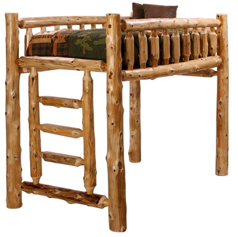 bunk bed store loft style bunk bed log bunk beds minnesota log home