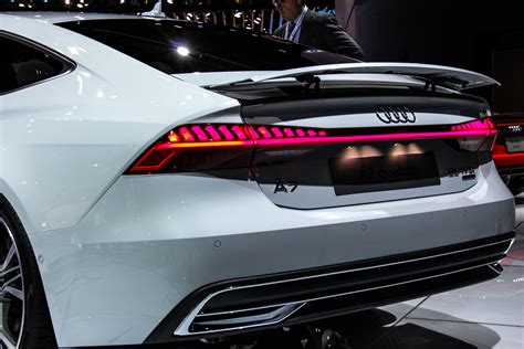 Second-gen Audi A7 Hits American