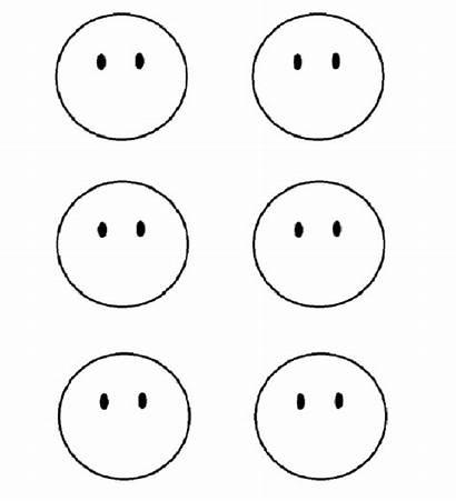Faces Sad Smiley Printable Happy Activities Clipart