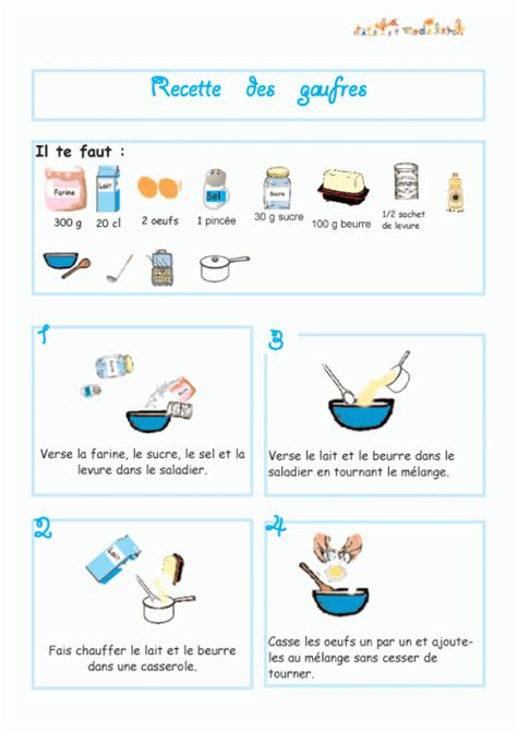recette pate a sel maternelle imprimer la recette de la p 226 te gaufres illustr 233 e chanson enfant t 234 te 224 modeler