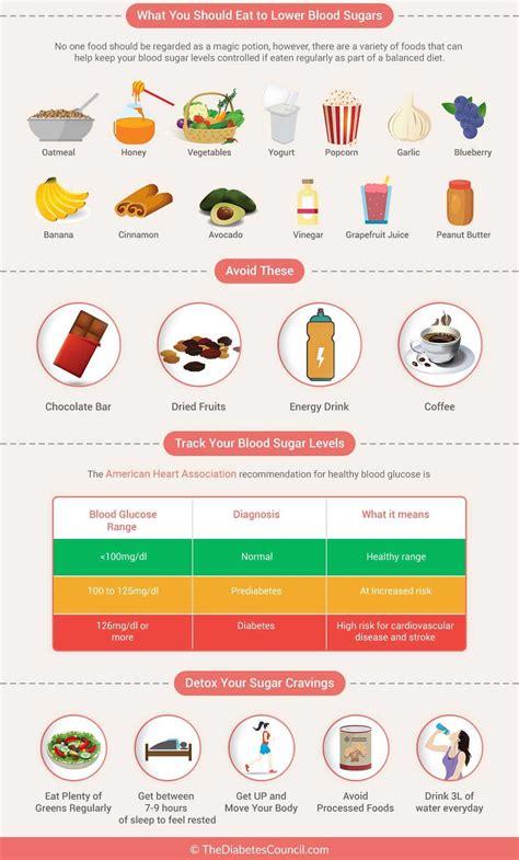 ways    blood sugar levels