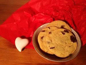 Vegane Rezepte Kuchen : chocolate chip cookies subway style vegane naschkatzen ~ Frokenaadalensverden.com Haus und Dekorationen