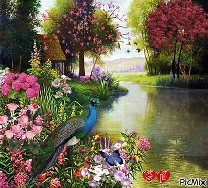 Paradise Garden Picmix Paisajes Ana Hermosos Hermoso