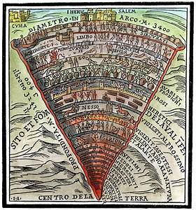 Dante's Inferno, C1520 Painting by Granger