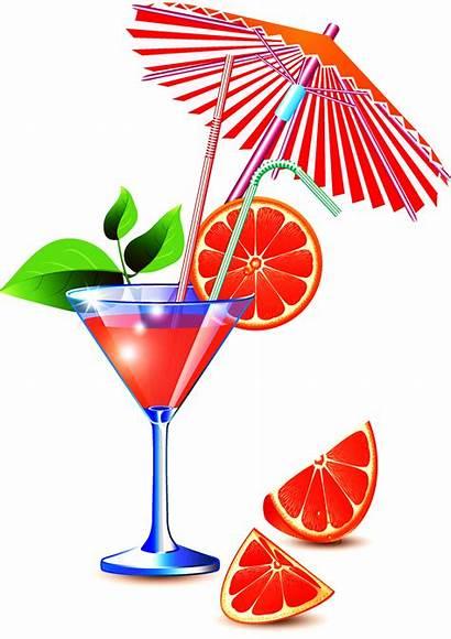 Clipart Martini Ladies Cocktail Clip Transparent Grapefruit